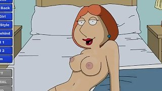 Family Guy - Lois Griffin: Sex simulator