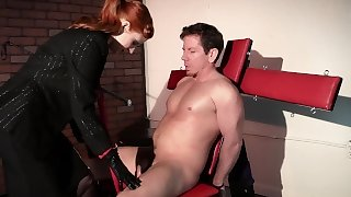 Sex Slave for My Pleasure -Lady Fyre Femdom Dominatrix
