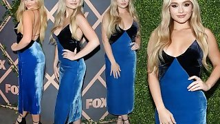 Natalie Alyn Lind Hot Tribute